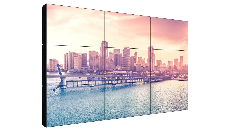 LCD video zidovi